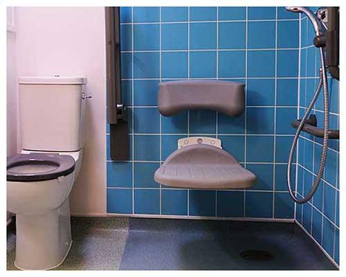 SPECIAL CARE BATHROOMS